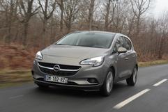 Essai - Opel Corsa CDTi 95 : surprenante