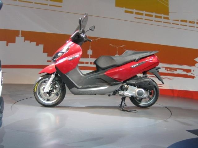 Salon de Milan en direct : Piaggio X7