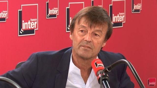 En démissionnant, en direct sur Frabce Inter, Nicolas Hulot a dénoncé les lobbys