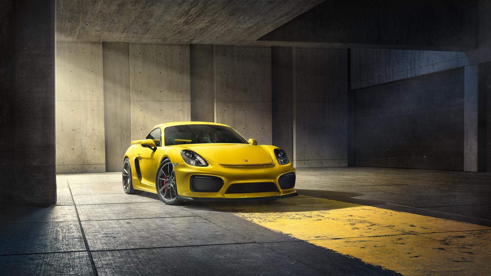 Gen 232 Ve 2015 Porsche Cayman Gt4 385 Ch Pour Le Plus