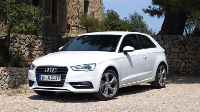 Guide des stands Mondial 2012 : Audi présentera l'A3 Sportback