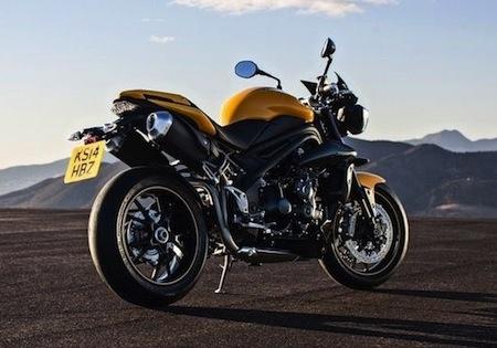 Triumph Speed 94 et Speed 94 R: séries spéciales façon hommage