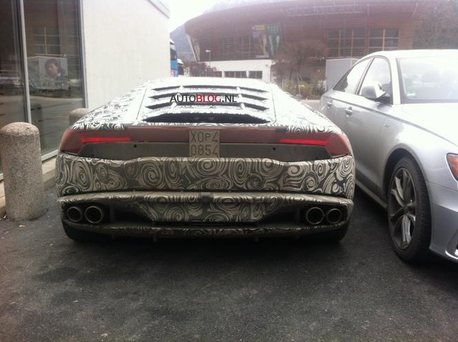 """Surprise : la Lamborghini """"Cabrera"""" quasi définitive"""