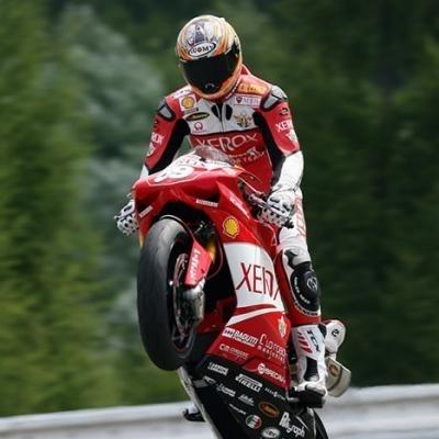 Superbike - Moto GP: Ducati récompense Canepa