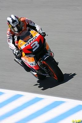 Moto GP - Honda: Le HRC ne s'enflamme pas après la victoire de Laguna Seca