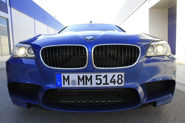 L'actuelle BMW M5