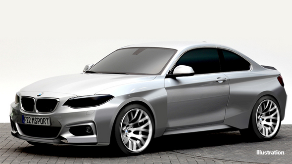 Nouvelle bmw m235i racing la pistarde - Nouvelle bmw serie 2 coupe ...