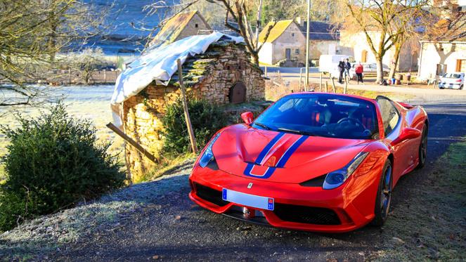 Essai vidéo - Ferrari 458 Speciale A : un vrai collector