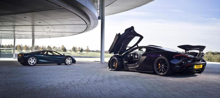 McLaren électriques en 2025: lorsque la technologie tiendra le choc