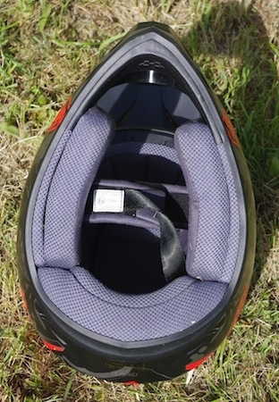 Essai HJC CS-MX II (2): un casque cross pour moins de 100 euros