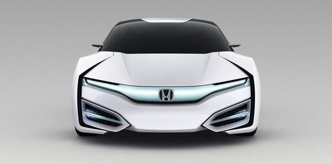 Los Angeles 2013 : Honda FCEV Concept, le futur FCX Clarity