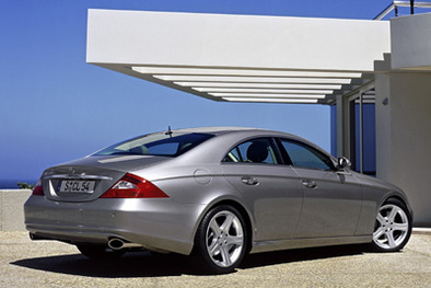Mercedes CLS Phase 2: nue !