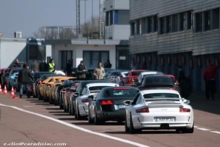Rallye de Paris 2009 : 200 fauves en liberté
