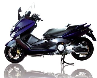 Braking : disques Wave pour Yamaha T-Max
