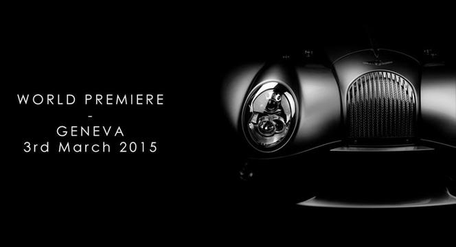Genève 2015 : une nouvelle Morgan fera sa première