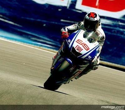 Moto GP - Lorenzo: Sur une Honda Telefonica ?