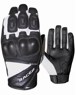 Protection et aération pour les nouveaux gants Racer Fuel.