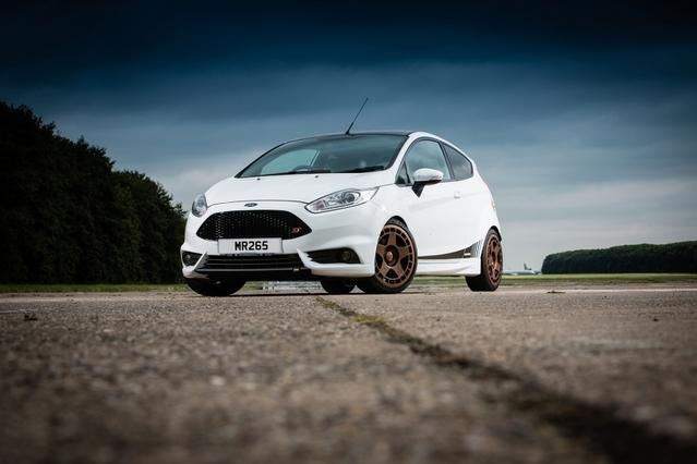 """Ford """"Mountune"""" Fiesta ST : rivale de la Renault Clio R.S 16"""