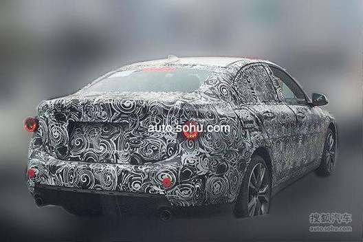Surprise : voici la future BMW Série 1 berline