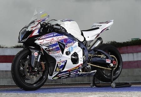 24h du Mans 2013: Guy Martin intègre le team R2CL sur la Suzuki n°2