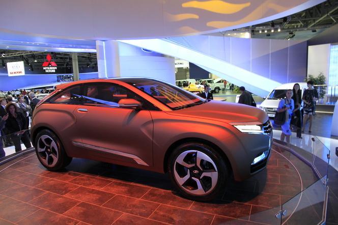 Salon de Moscou 2012 Live : Lada X-Ray Concept, la DS4 russe