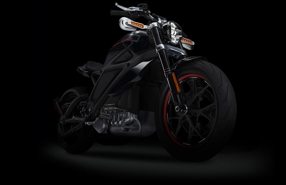 Harley Davidson : venez tester la LiveWire !