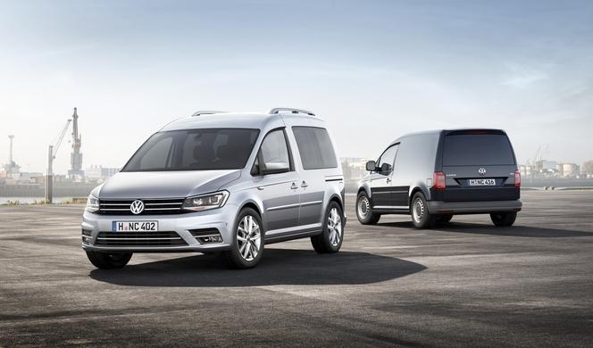 Volkswagen dévoile le nouveau Caddy
