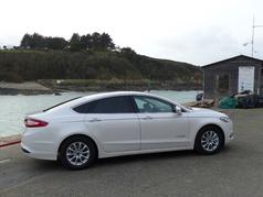 Essai - Ford Mondeo Hybrid : multi-nationale