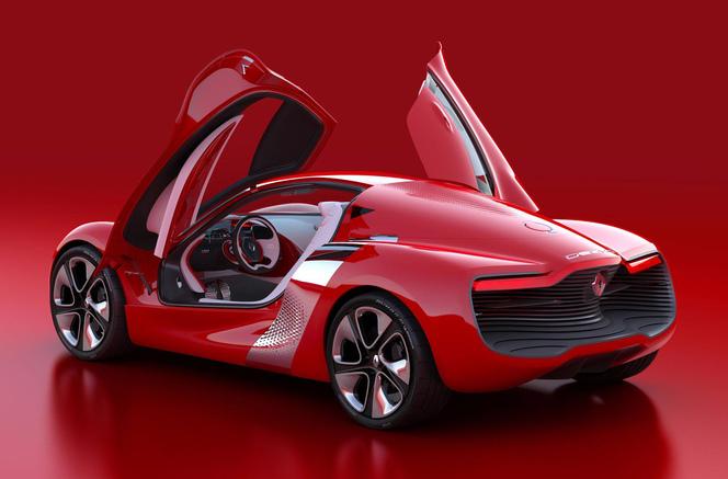 Mondial : des concept-cars en cascade
