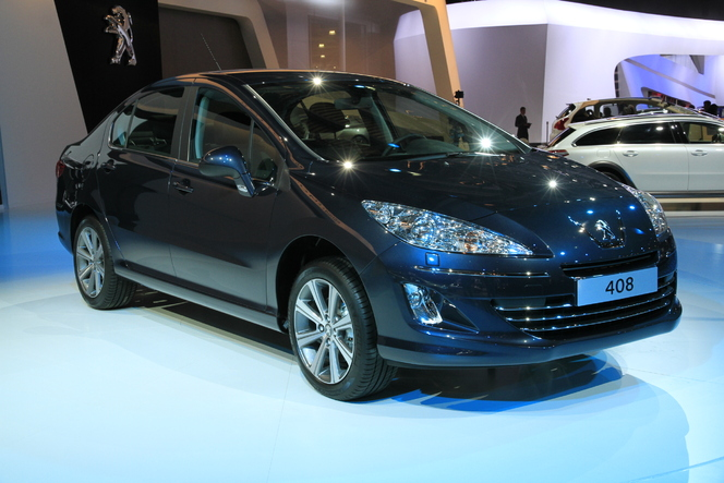 Salon de Moscou 2012 Live : Peugeot 408, du recyclage, pas du low cost