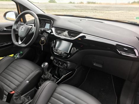 Opel Corsa GSI : les premières images en direct de l'essai + impressions de conduite