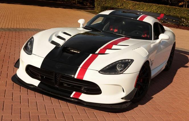 La Dodge Viper ACR validée par le constructeur américain ?