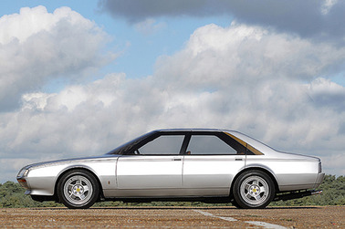 Ferrari quatre portes : projet envisagé…