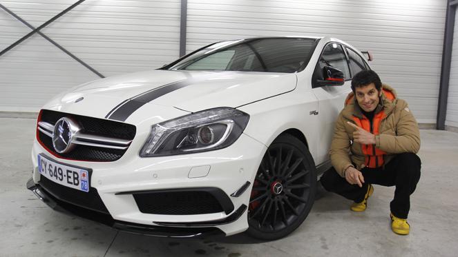 """Les essais de Soheil Ayari - Mercedes A45 AMG : """"Très (trop) joueuse """""""