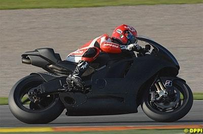 Moto GP: Ducati et Melandri chercheront à accorder leur style