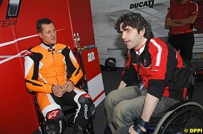 Moto GP: Ducati prend très au sérieux la nouvelle Honda