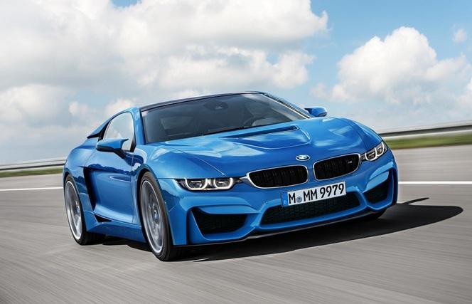 La première BMW M électrique n'est pas pour tout de suite