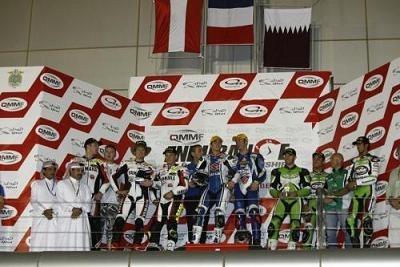 Endurance : 8h de Doha : La course