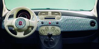 Fiat 500 : une édition limitée Liberty & Arts Fabrics