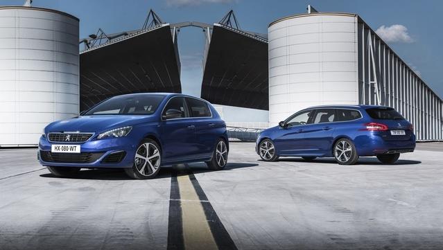 Top 10 des voitures dont les puissances font le grand écart