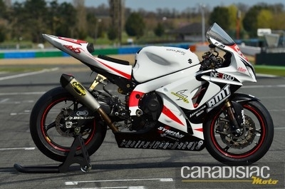 Endurance : objectif du Team Motors Events : conserver son titre Stocksport.
