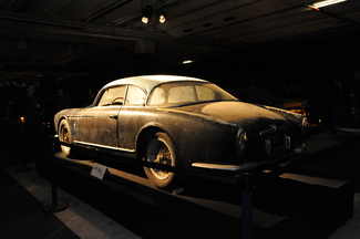 MaseratiA6G 2000 Gran sport Berlinetta Frua 1956