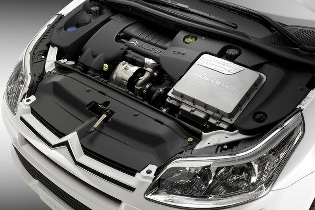 Citroën : la C4 Hybride HDi sous toutes ses coutures