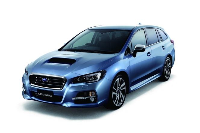 Tokyo 2013 : Subaru Levorg Concept