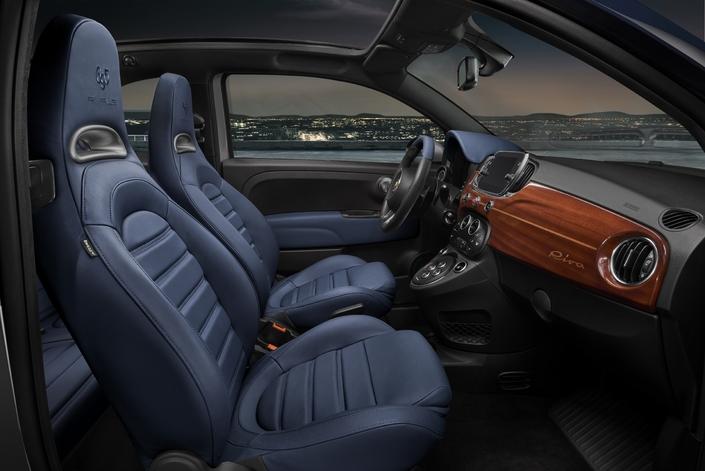 Abarth lance la série spéciale 695 Rivale, entre luxe et sport