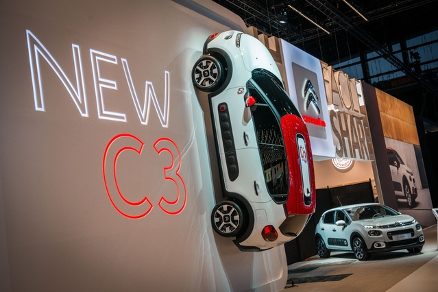 """Citroën lance la série limitée """"Feel 3"""" sur la nouvelle C3"""