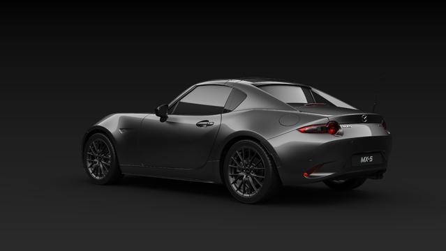 Mazda MX-5 RF: à partir de 27800€