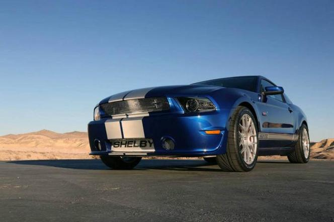 Los Angeles 2013 : Shelby GT, le retour