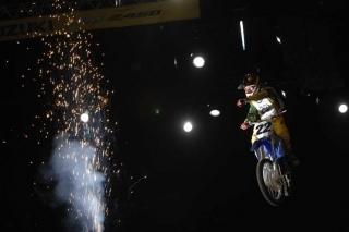 Supercross de Bercy, dimanche soir 1/2
