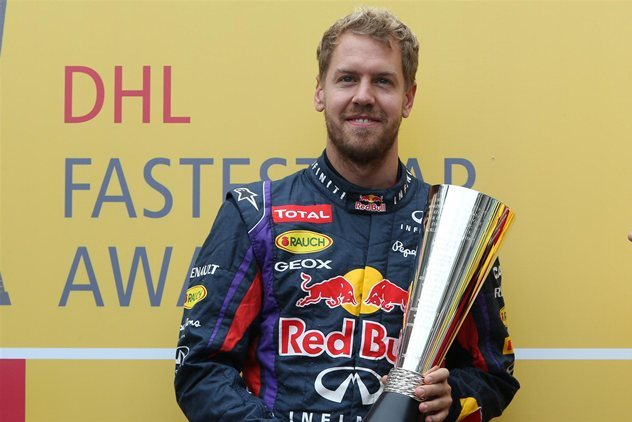 F1 - GP du Brésil : Vettel ne leur aura rien laissé